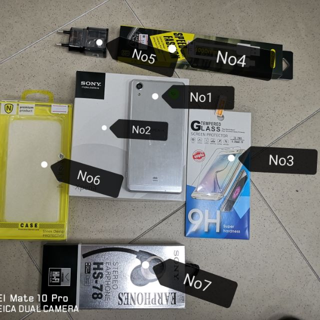 Sony X Performance [3+32] -100%original second with good condition ready  stock!!