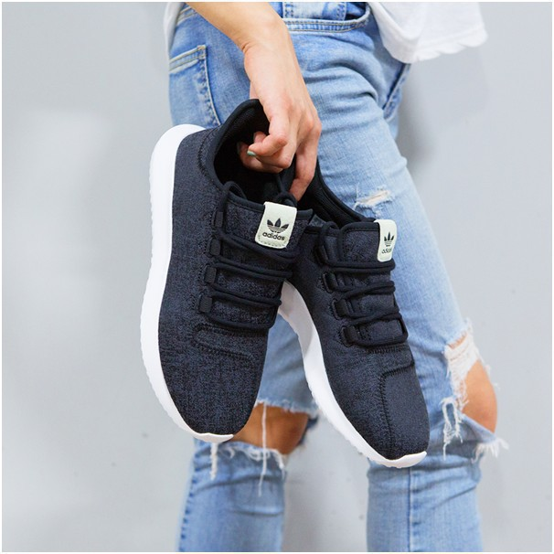 lowest price db89b b086a Ready Stock??100% authentic Adidas Tubular Shadow sneakers loafers BB8824  CQ2460
