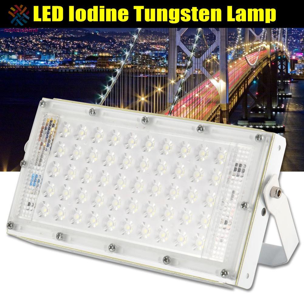 Lights & Lighting Hearty 220v 230v 240v Led Engineering Light 10w 20w 30w 50w 100w Work Lights Street Lamp Reflector Ip65 Waterproof Garden Square Light