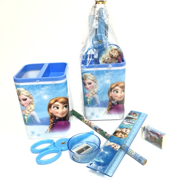 Disney Frozen Fever Stationary Set