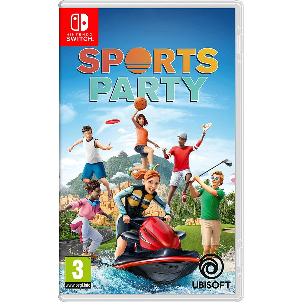 [ READY STOCK ] Sports Party - Nintendo Switch (ENG)