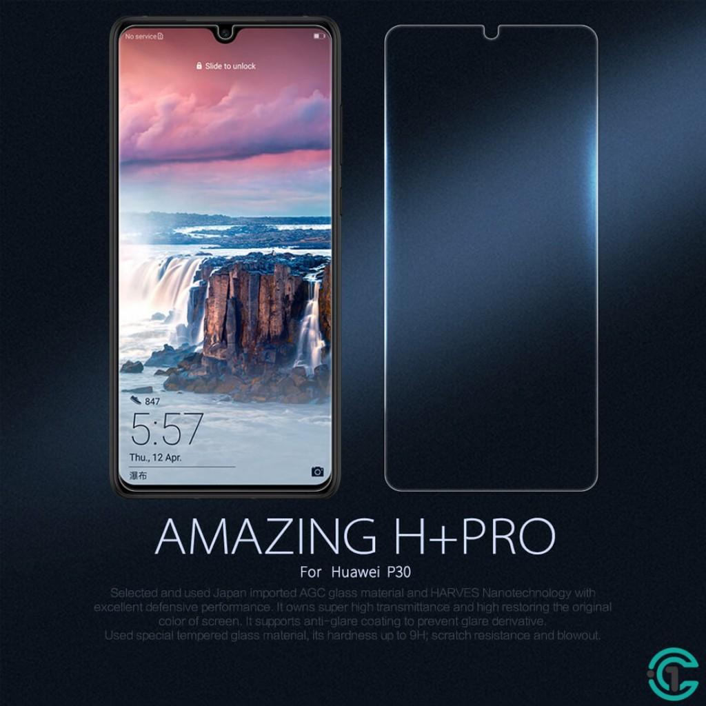 Huawei P30 Nillkin H+ Pro Tempered Glass【READY STOCK】