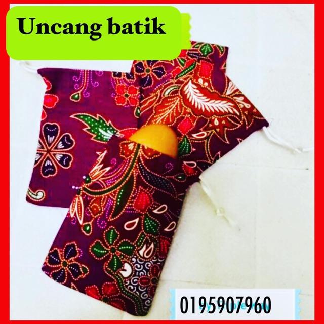 **Hot Item*Uncang batik*batik pouch