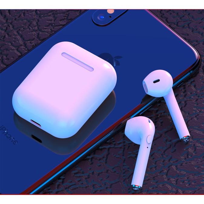 หูฟัง i9S Airpods TWS หูฟังบลูทูธ  หูฟังไร้สาย หูฟัง Bluetooth iPhone Android  หูฟังไร้สาย หูฟังบลูทูธ android แล