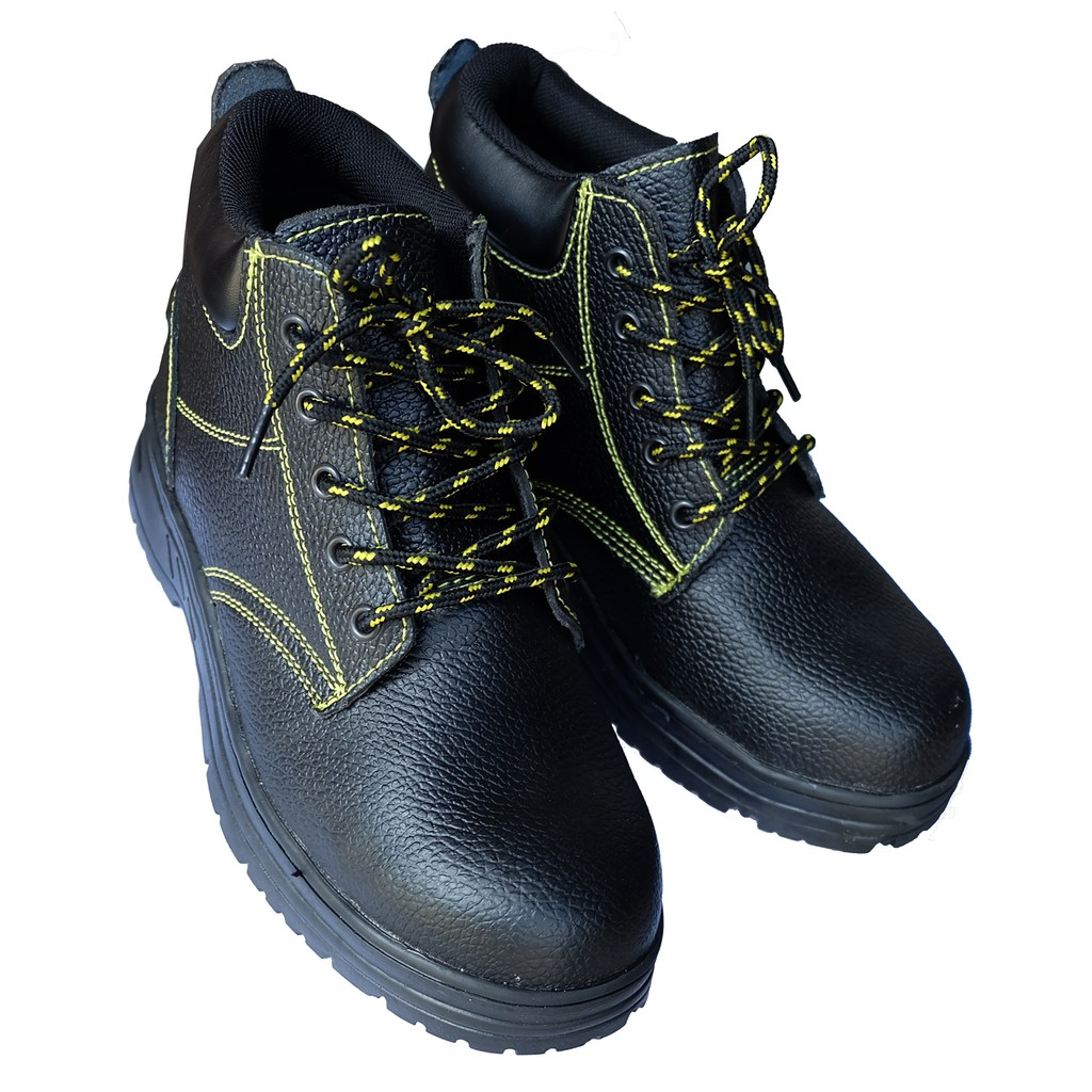 Welwolf Mid-Cut Leather Safety Shoes Model 161738  f8845f0c28