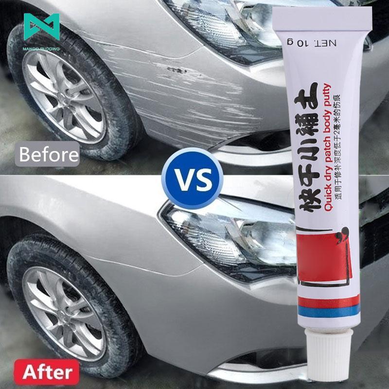 Car paint repair near me