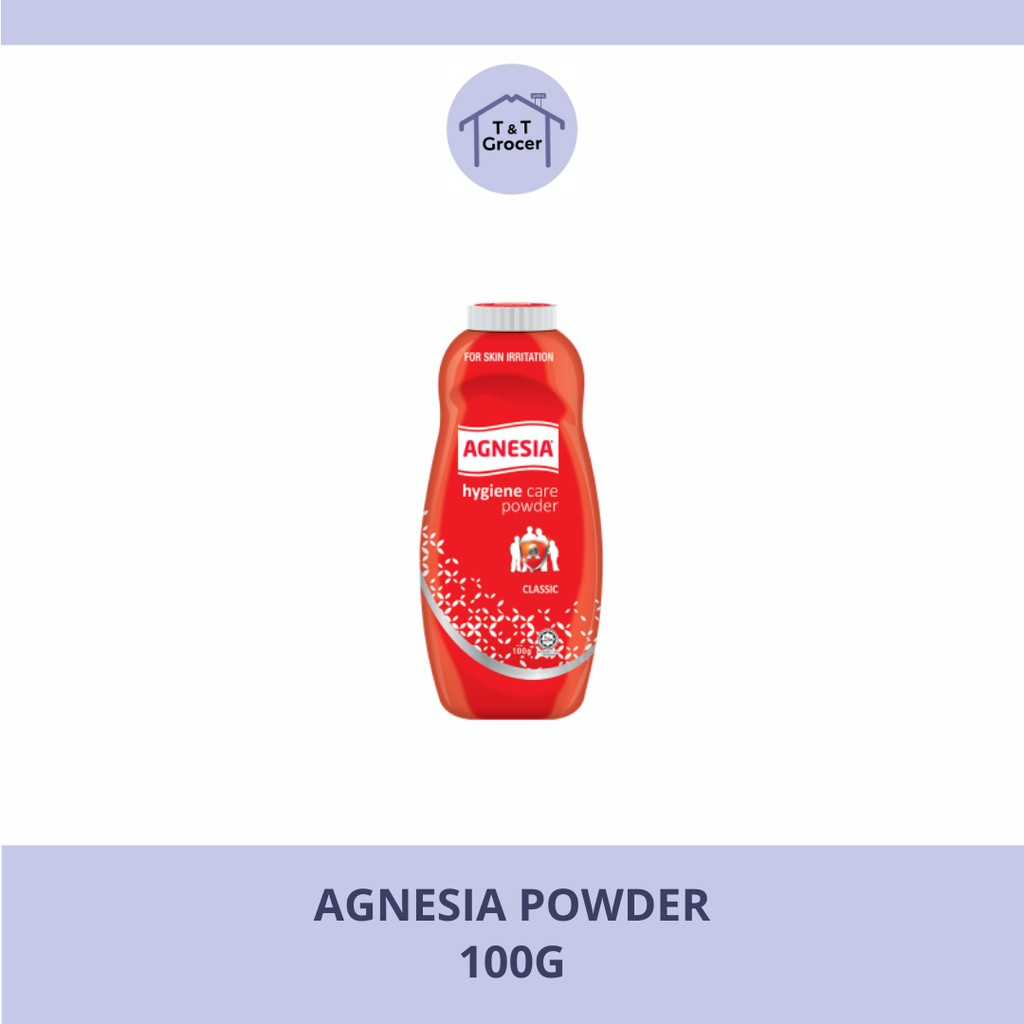 Agnesia Antiseptic Powder 100g/ 300g