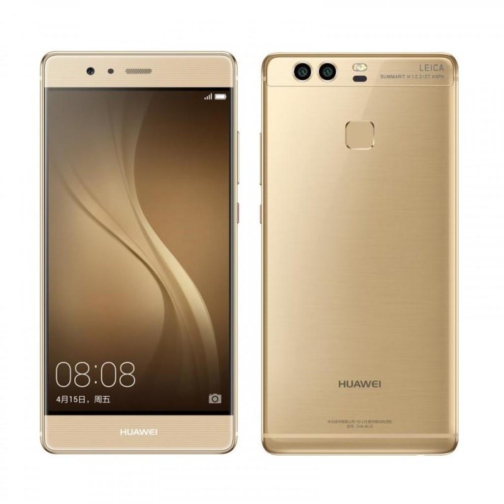 Huawei P9 Dual Sim LTE Smartphone Gold (Huawei Malaysia Warranty)