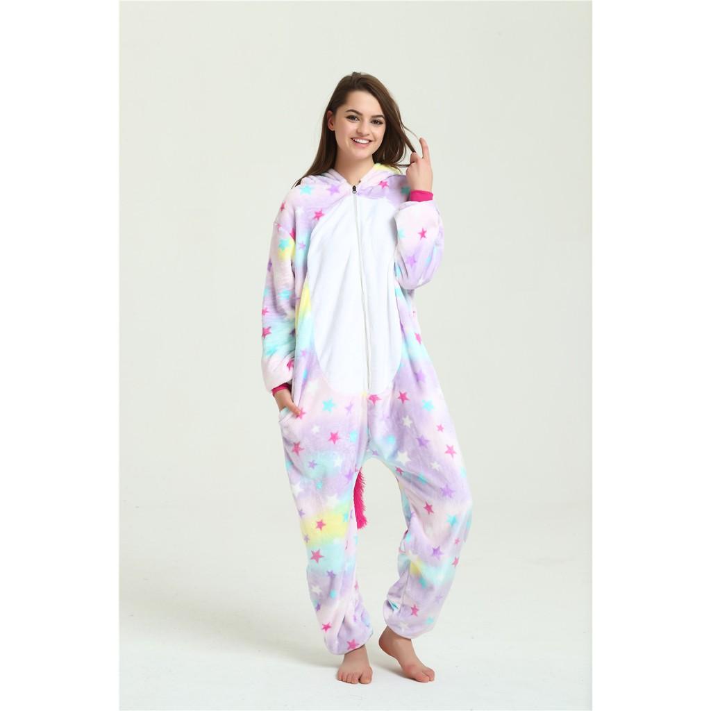 78cd1077d7 ✧ Animal Cosplay Costume Onesie Sleepwear-Blue Stitch