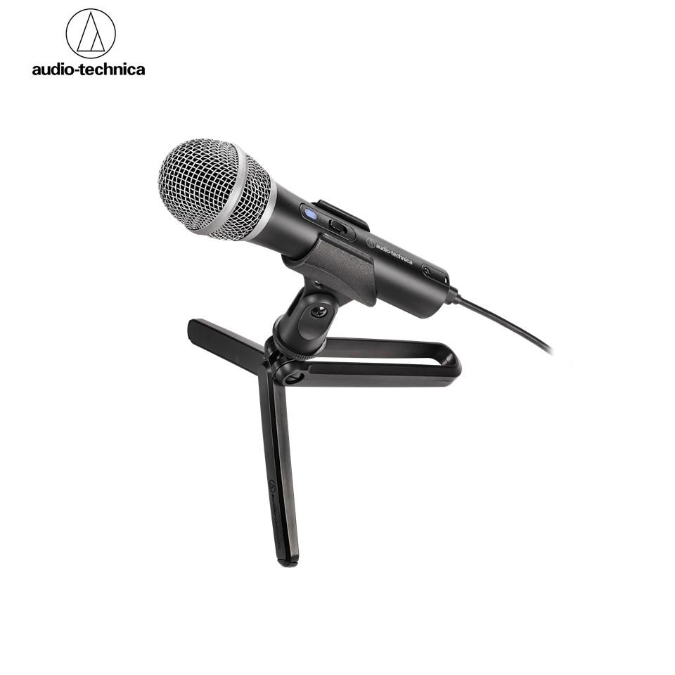 Audio-Technica Cardioid Dynamic USB/XLR Microphone ATR2100x-USB