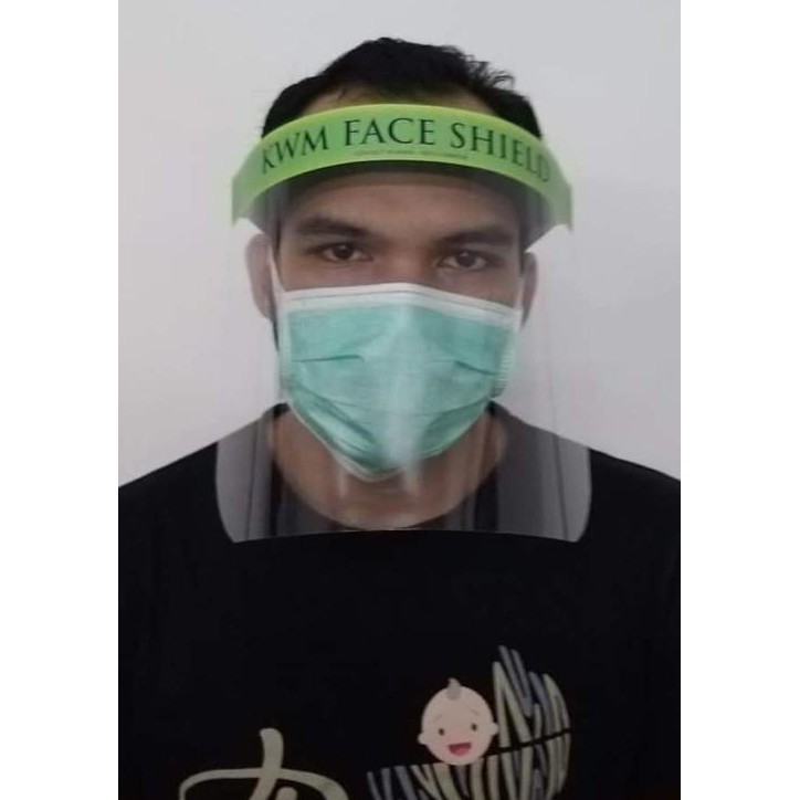 FACE SHIELD PROTECTIVE WEAR