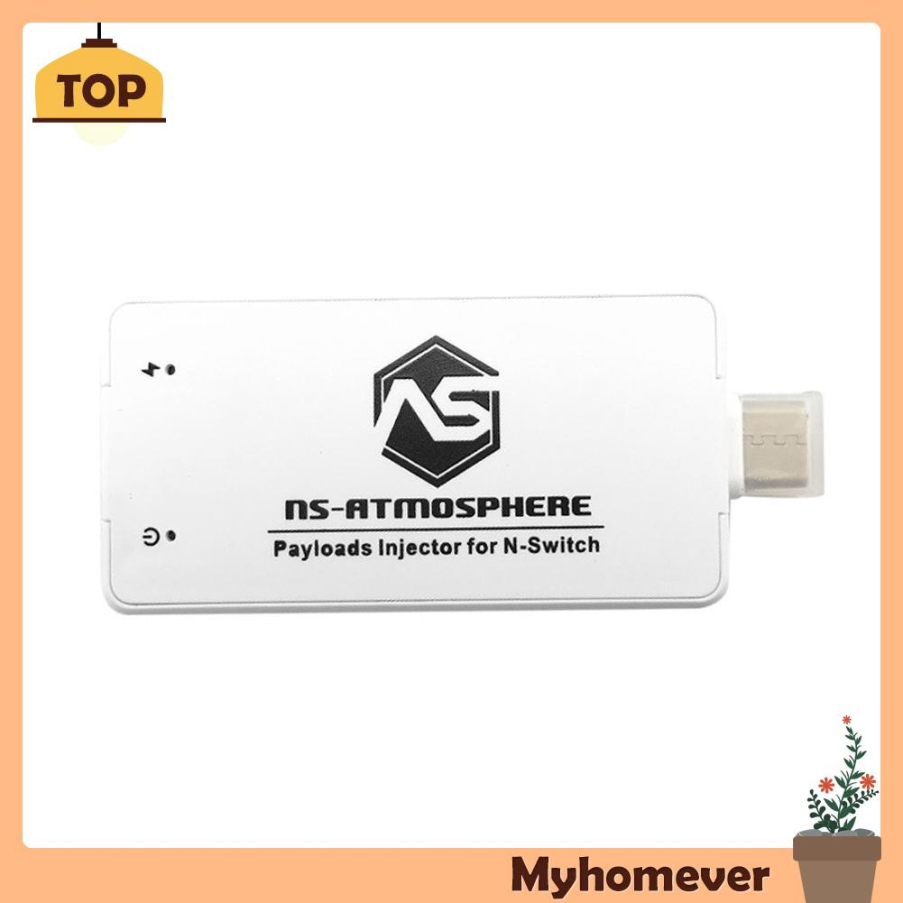 NS Atmosphere for Nintend Switch Payloads RCM JIG Injector Portable