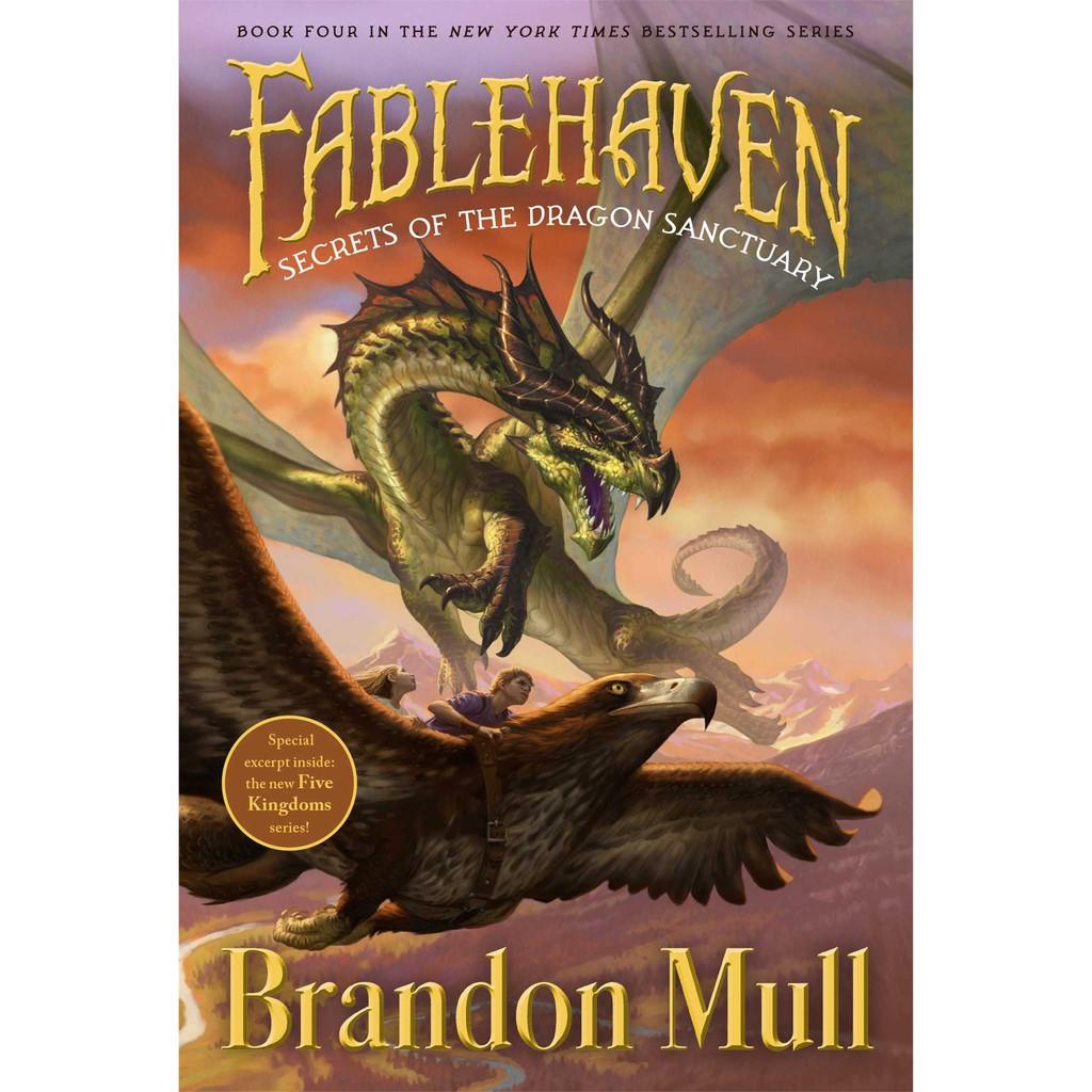 [Audiobook & eBook] Fablehaven, Book 4 Secrets of the Dragon Sanctuary