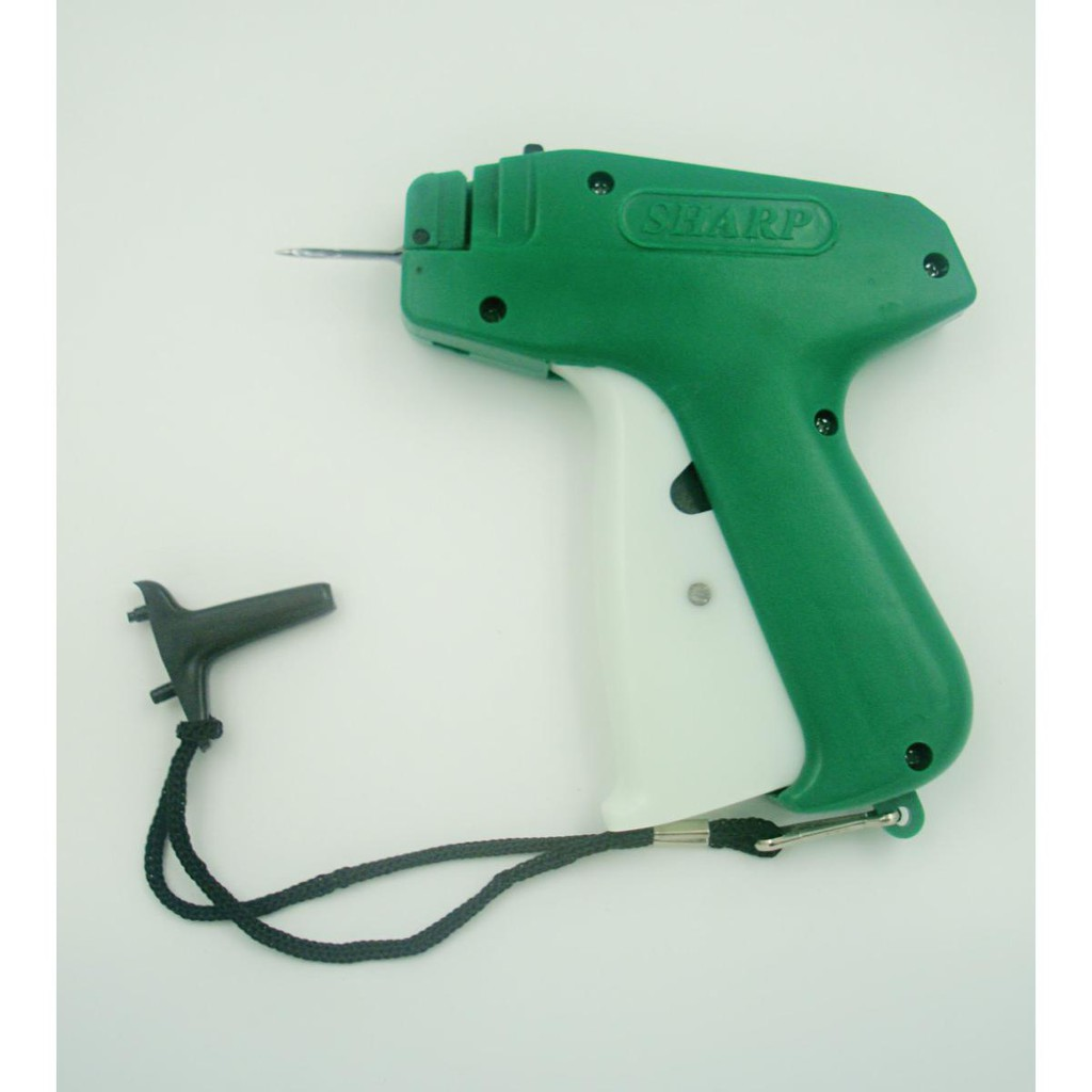Clothe Price Label Tagging Tag Gun Machine with 5000 Barbs
