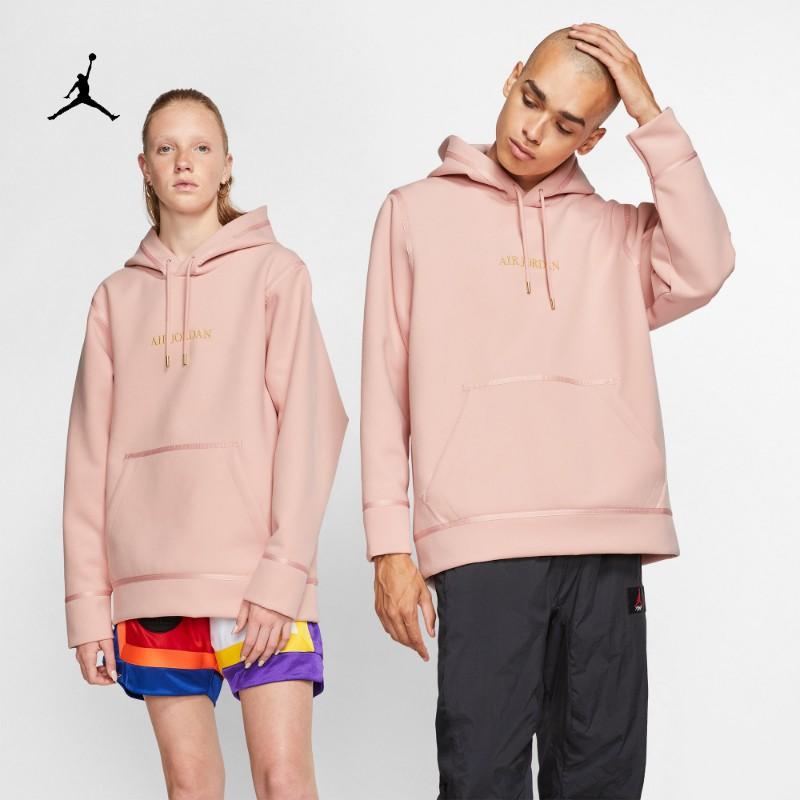 jordan pink hoodie