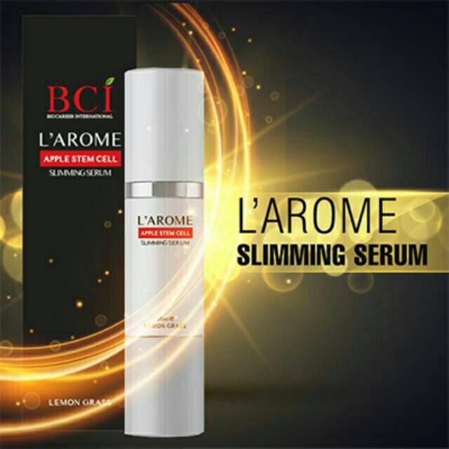 larome slimming serum review indonezia