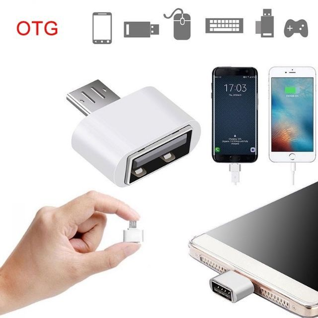 Micro USB Type C Connecter For Android Host OTG Adapter Converter Male