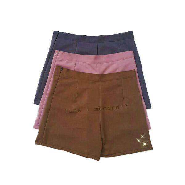 💖ถูกสุดๆ💖 กางเกงขาสั้นเอวสูง ฮานาโกะ ไซส์ใหญ่- เล็ก