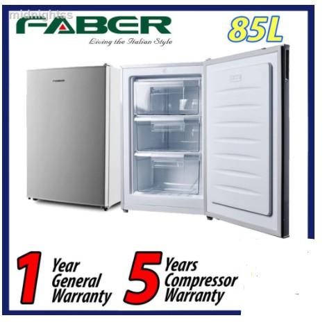 FABER UPRIGHT FREEZER FREEZOR 125 With 3 Removable Drawers FREEZOR 125 stand freezer
