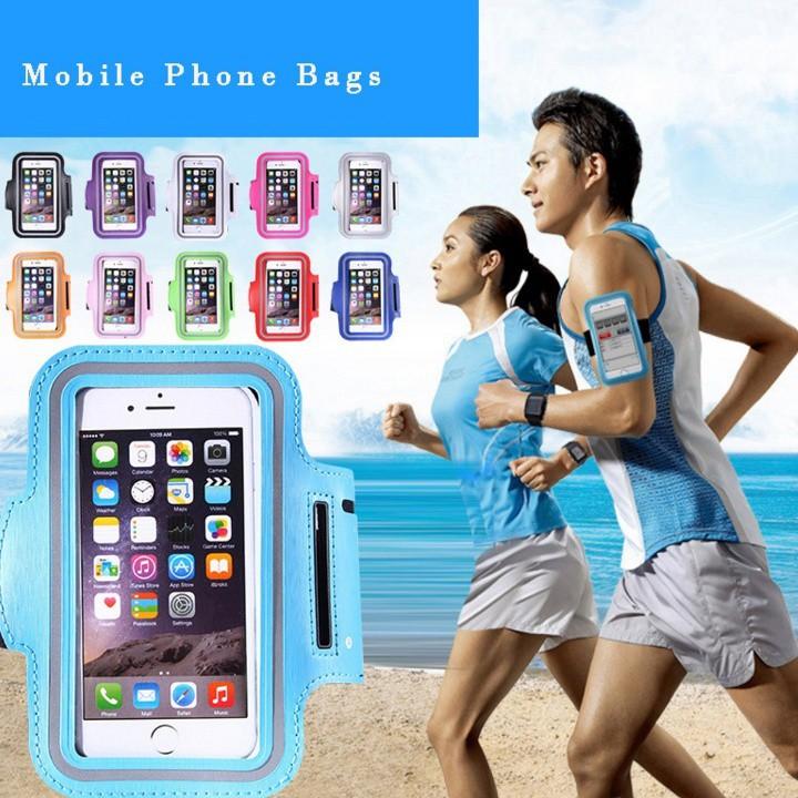 กระเป๋าใส่โทรศัพท์มือถือ Apple iPhone แบบสวมแขน สำหรับวิ่งออกกำล