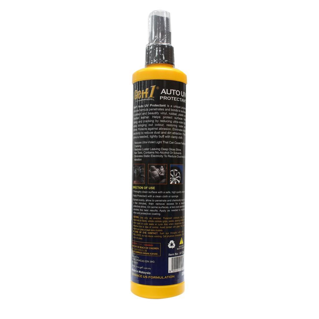 Getf1 Auto UV Protectant 320ml