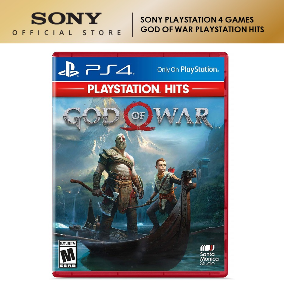 Sony God Of War Playstation Hits