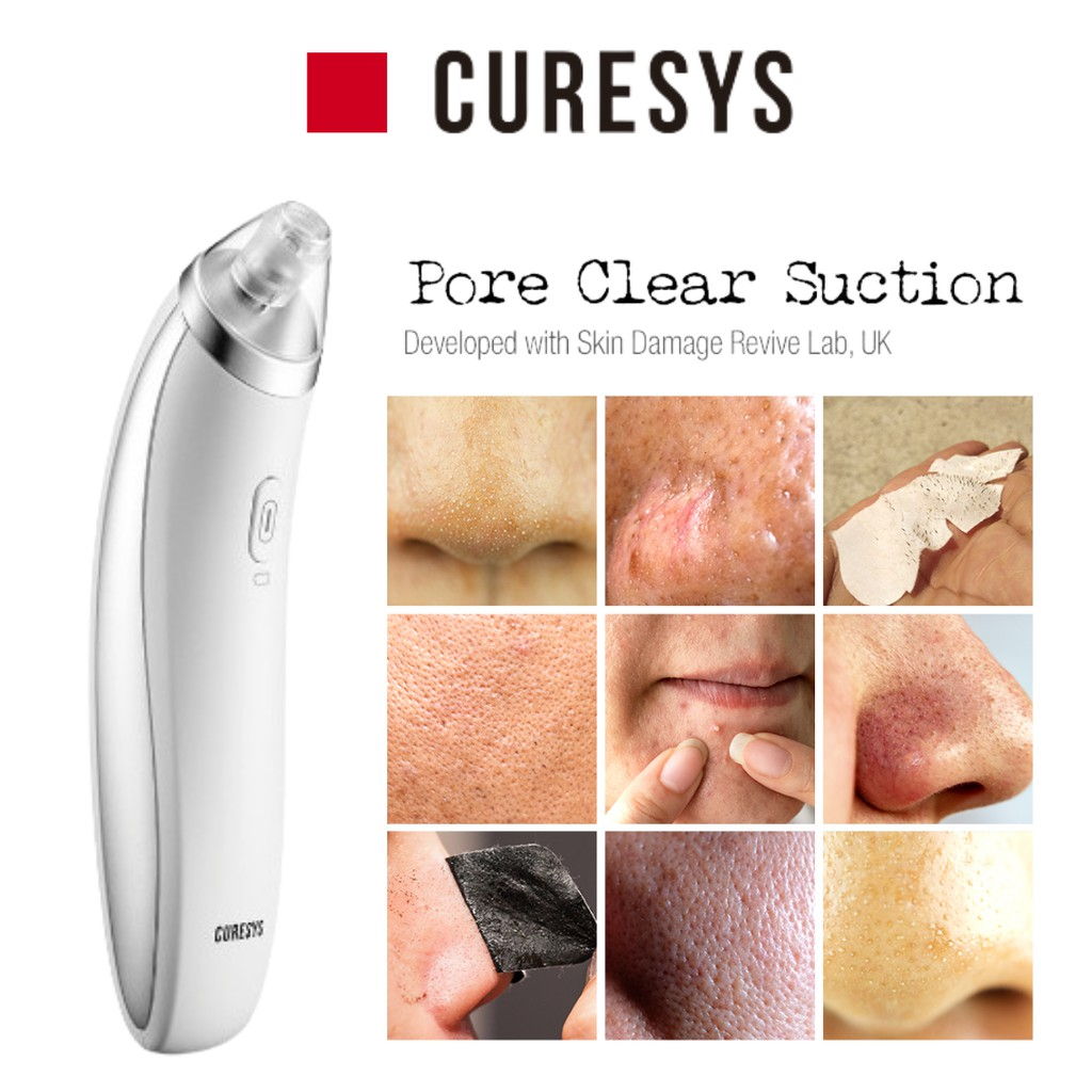 CURESYS - Pore Clear Suction