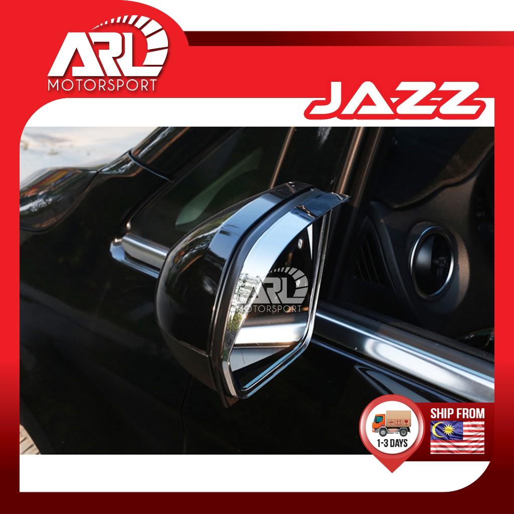 Honda Jazz / Fit (2014 - 2020) Side Mirror Chrome Frame Car Auto Acccessories ARL Motorsport