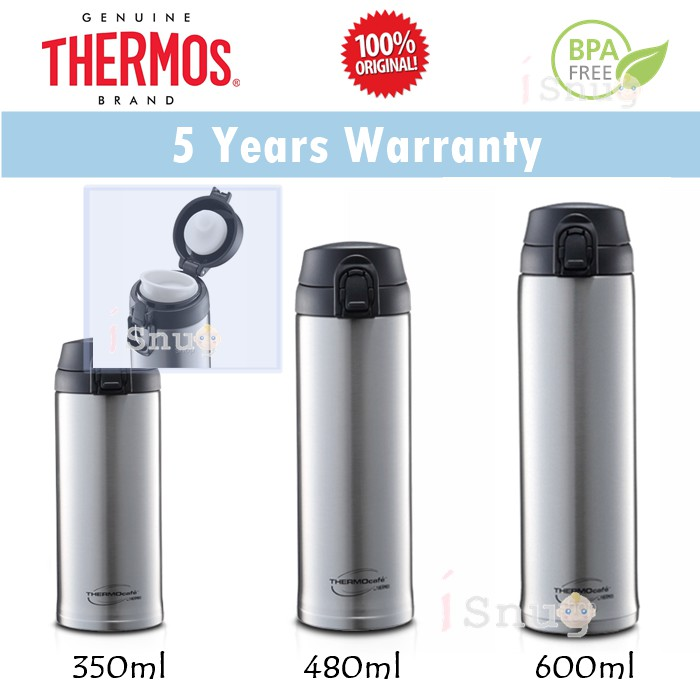 Thermos Thermocafe Basic Living One Touch Tumbler