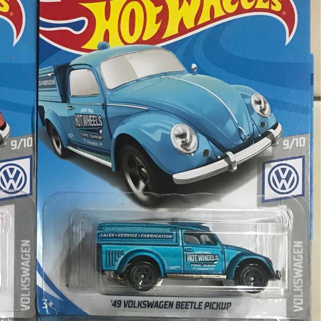 Volkswagen beetle pickup