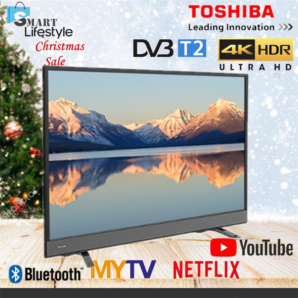 TOSHIBA 49inch 4K UHD WEB VIDEO LED TV 49U4750VM With Wifi Netflix Youtube