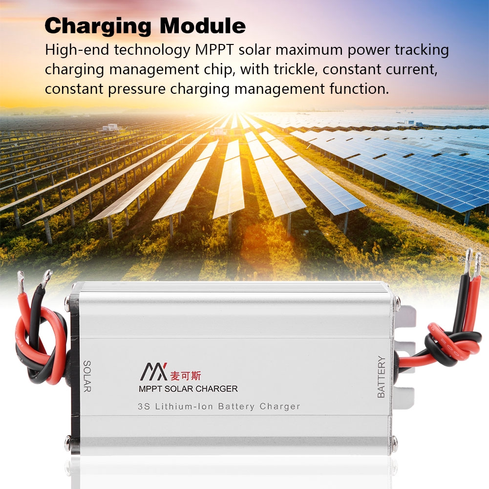 Mppt Battery Charger
