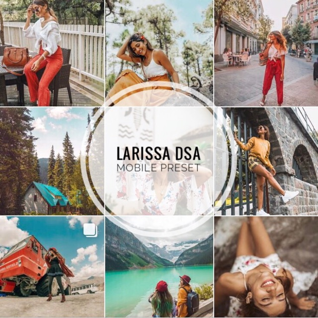 Larissa Dsa Adobe Lightroom Mobile Preset [ iOS | Android ]
