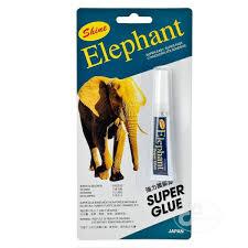 *ELEPHANT SUPER GLUE*