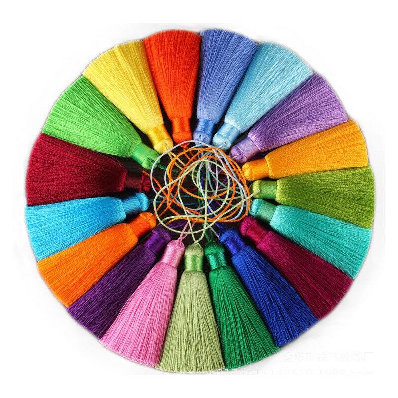 120d//2 Embroidery Machine Viscose Rayon Silk Threads Spool Art Craft 4000 yards