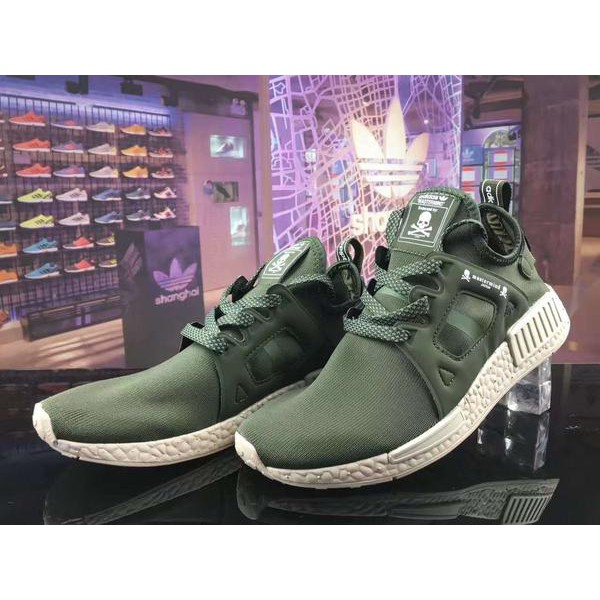 buy popular 0f09b 78376 Adidas NMD XR1 Mastermind Japan Olive Green
