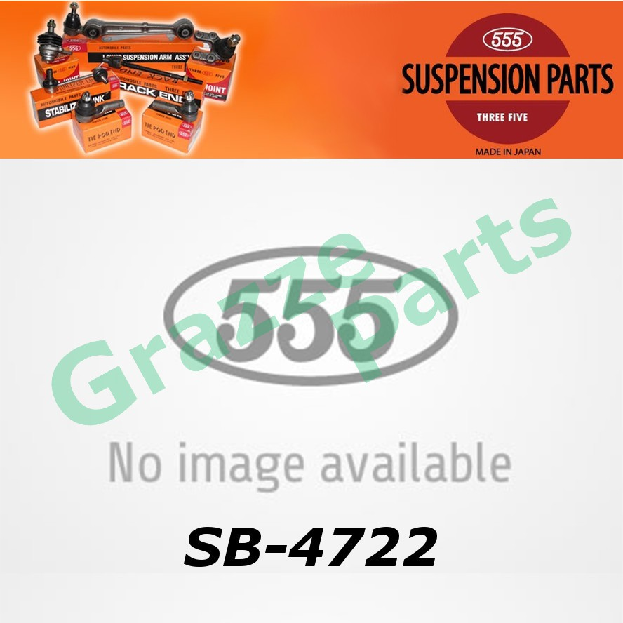 (2pc) 555 Japan Ball Joint Set Lower SB-4722 for Nissan Gloria Y31