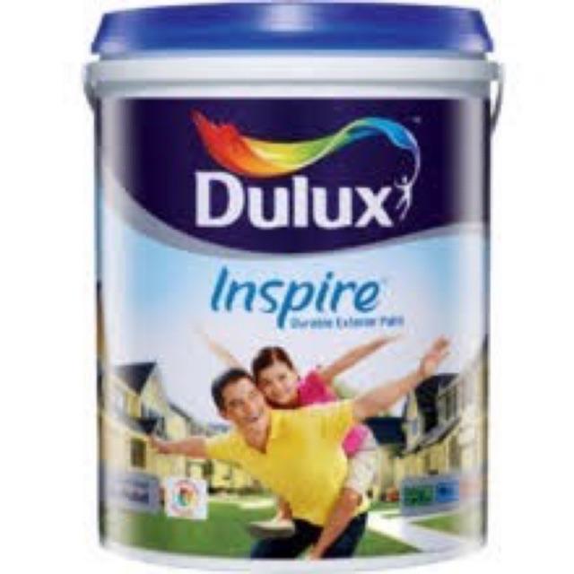 5Liter Dulux Inspire Exterior Paint untuk Outdoor