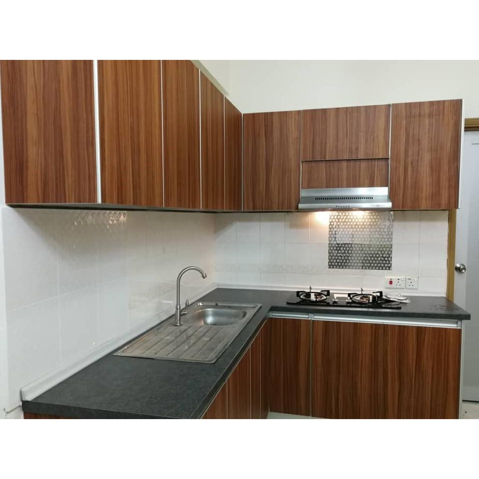 2017 Aluminium Kitchen Cabinet Malaysia Kitchen Cabinet: VITALLY ALUMINIUM KITCHEN CABINET
