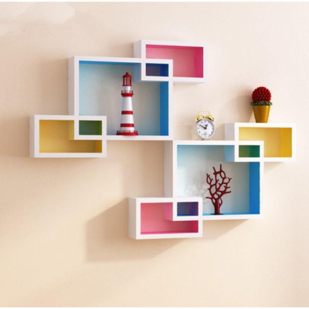 Hiasan Dinding Shelf Wall Decoration