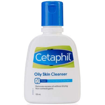 Cetaphil OIly Skin Cleanser 125ml (EXP:10/2021)