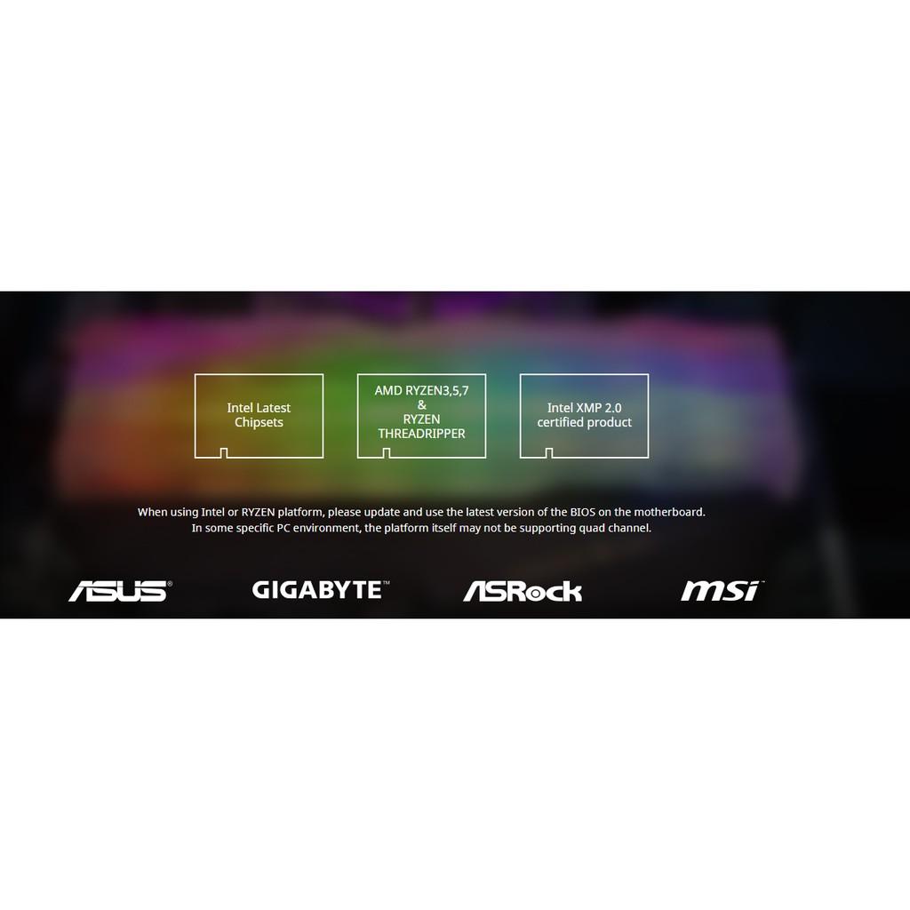 KLEVV CRAS X RGB 8GB X2 DDR4 3200MHZ RAM