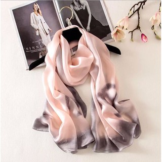 454348aa59220 Large silk lady scarf color skull navy blue Winter high-grade scarf fashion  HOT | Shopee Malaysia