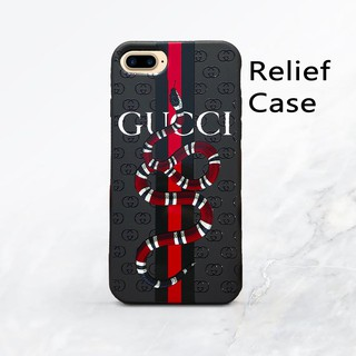 cheap for discount a6380 d83aa Gucci iPhone XS max сase Relief iPhone Case Gucci case inspired Gucci snake