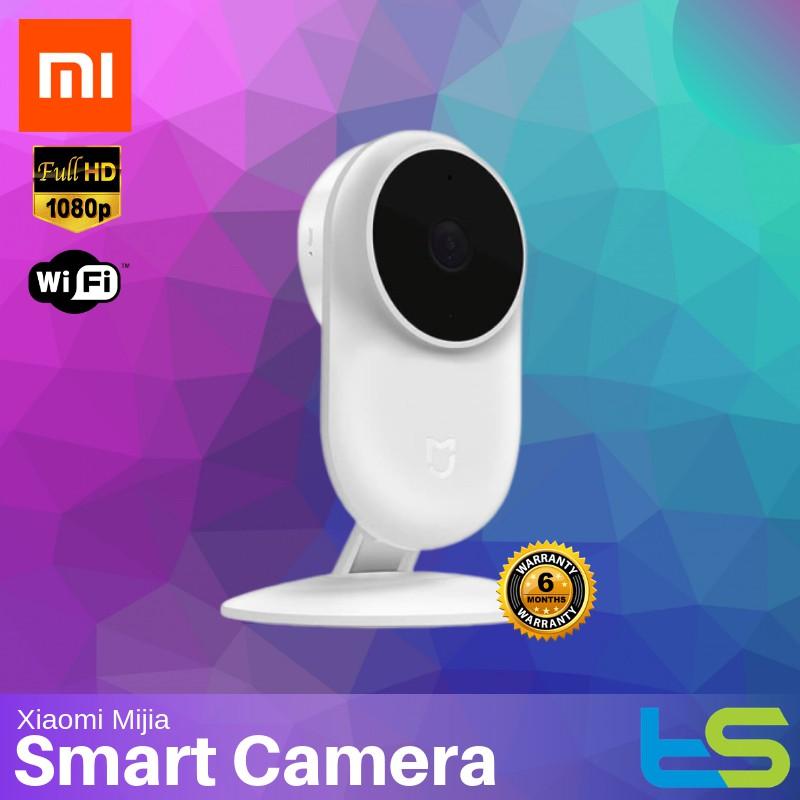 XIAOMI Mi Mijia Smart Camera 1080p Smart Wifi CCTV Cam, night vision IR,  ANTS