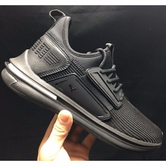 meet 3d27b 7fcff Original New Arrival 2018 PUMA IGNITE Limitless SR evoKNIT Men's Running  Shoes
