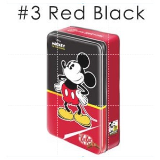Limited COLLECTION Hot Wheels KitKat Vintage Minicar / KitKat Special Edition Mickey Tin Without Chocolate