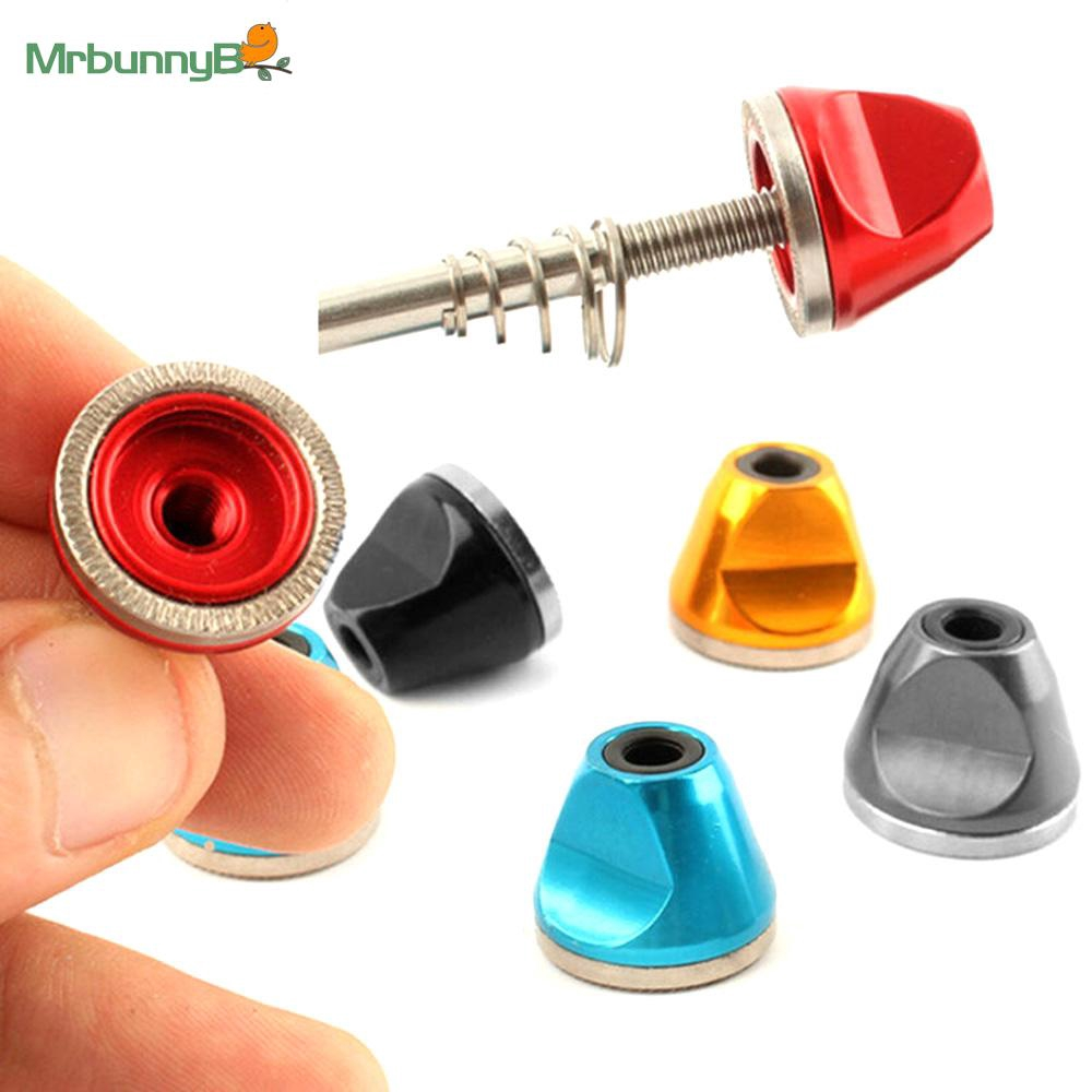 Quick Release Non Slip Bicycle Hub Wheel Nut Axle Bolts Assembly Spare Tool Part