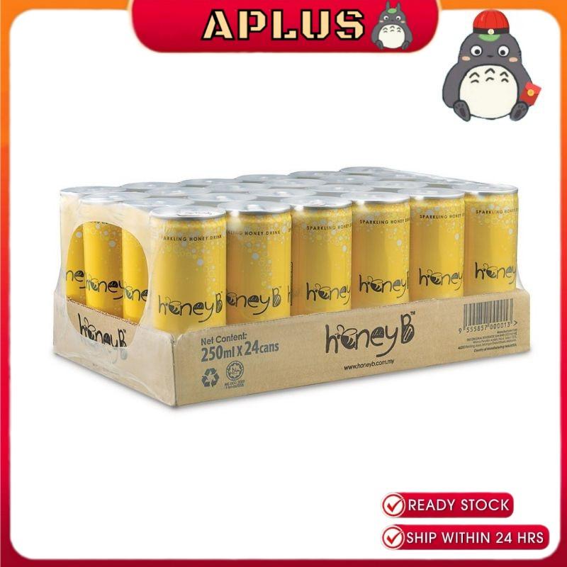 honeyB - sparkling 100% Australian Honey Drink (HALAL)