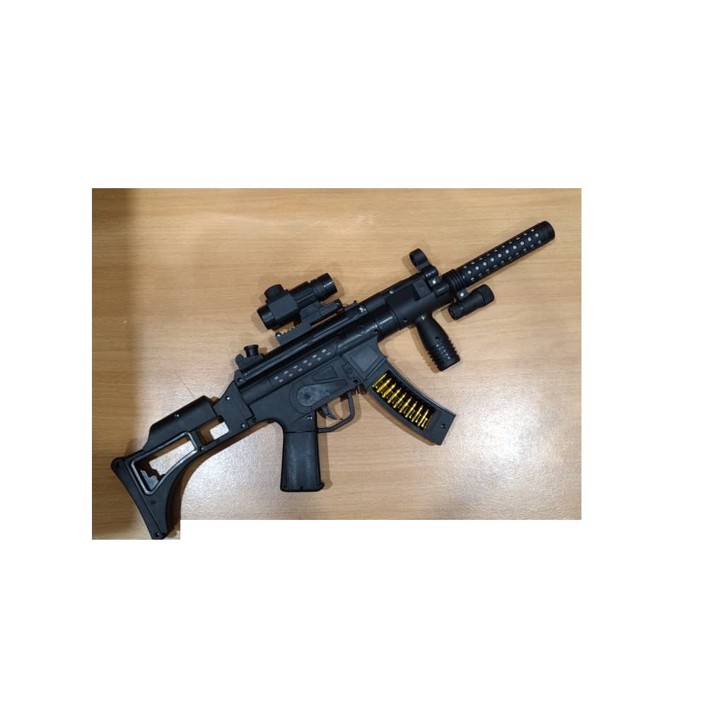 Shooter Military Gun With Sound Light And Vibration Shopee Malaysia
